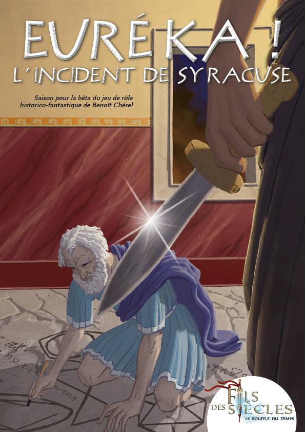 Eurêka, l'incident de Syracuse - couverture du supplément